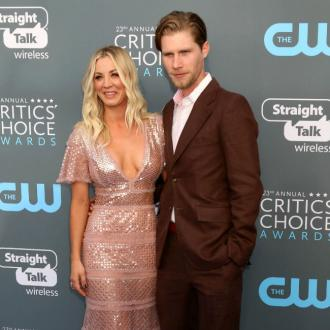 Kaley Cuoco and Karl Cook's romance 'wasn't love at first sight'