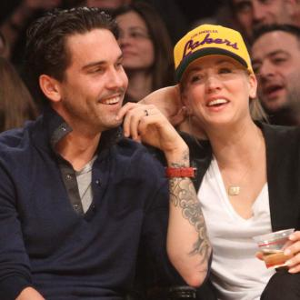 Kaley Cuoco's Husband Gets Large Tattoo