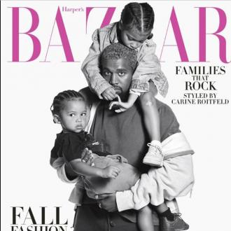 Saint West Shoots His First Magazine Cover