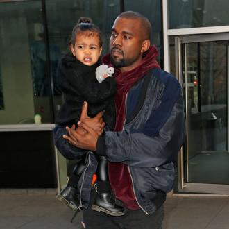 Kanye West's Dad Didn't Like North Name