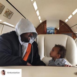 Kim Kardashian West thanks 'good dad' Kanye West