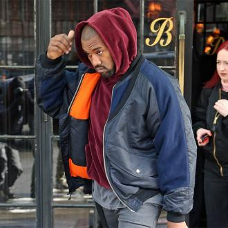 Kanye West Shuts Down Gossip