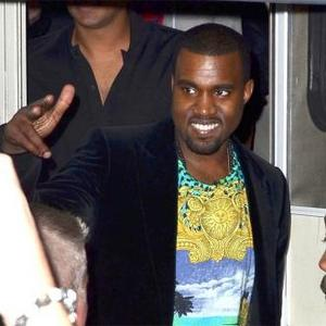Kanye West Debuts New Songs