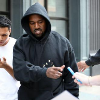 Kanye West: I'm Building A Fire-proof Community