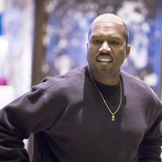 Kanye West cries over abortion at campaign rally