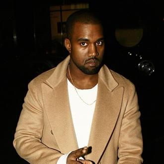 Kanye West Escapes To Paris Fashion Week