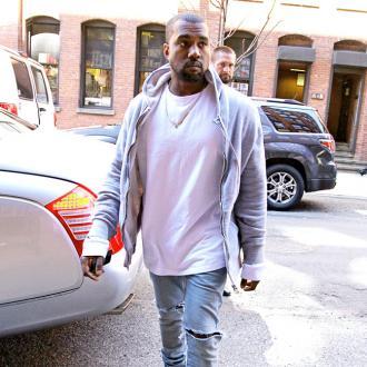 Kanye West Visits College