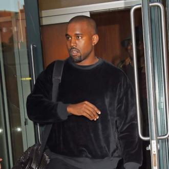 Kanye West spent Thanksgiving in Paris?
