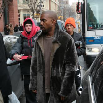 Kanye West Refuses To Read Fashion Reviews