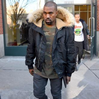 Kanye West compares himself to a chair