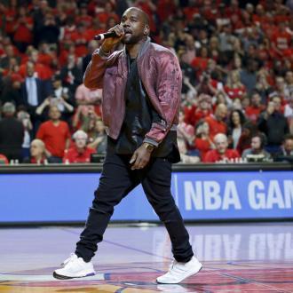 Kanye West wows at Glastonbury