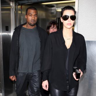Kanye West Takes Kim Kardashian To Mother's Grave