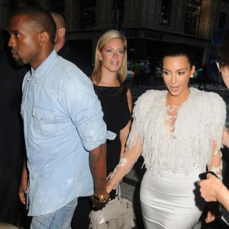 Kanye West Sick Of Kim's Divorce Drama