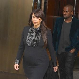 Kanye West Refused To Leave Kim Kardashian's Side