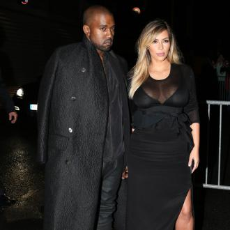 Kanye West And Kim Kardashian Clash Over Christmas