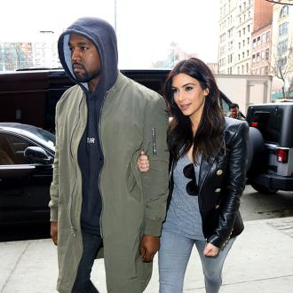 Kanye West Raps About Trophy Wife Kim Kardashian