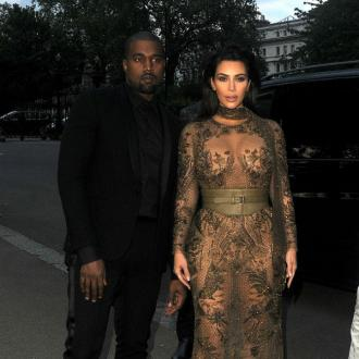Kim Kardashian West finds it 'fun' breaking wedding style code