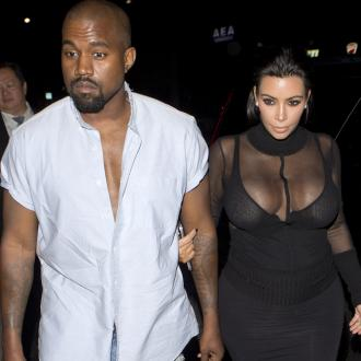 Kim Kardashian West blames Kanye West for grey hair
