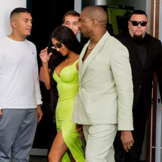 Kanye West defends small fitting Yeezy sandals