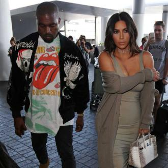 Kim Kardashian West and Kanye West 'pray' for their unborn baby