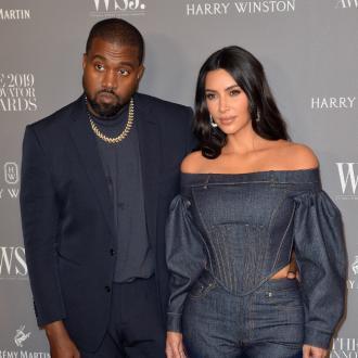 Kim Kardashian West flies to Wyoming to reunite with Kanye West
