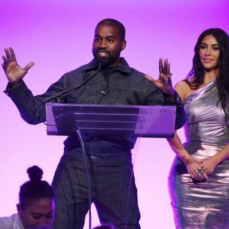 Kim Kardashian West 'patient' with Kanye West's presidential bid
