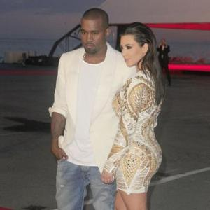 Kanye West Gives Kim Kardashian Style Tips