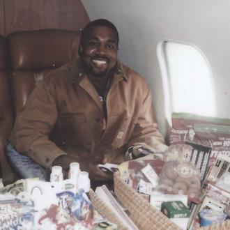 Kim Kardashian West Stocked Private Jet With Japanese Snacks For Kanye's 40th
