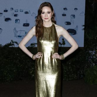Karen Gillan misses Scotland's 'chippy sauce'
