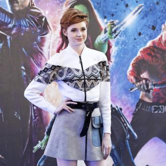 Karen Gillan dreams of role in Bond movie