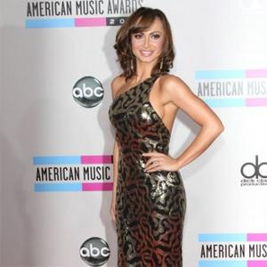 Karina Smirnoff Takes A Tumble On Dancing With The Stars