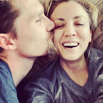 Kaley Cuoco and Karl Cook move in together