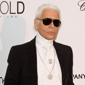 Karl Lagerfeld Doesn't Want An Ugly Child