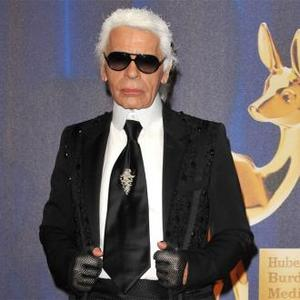 Karl Lagerfeld Teams With Make-up Brand Shu Uemura