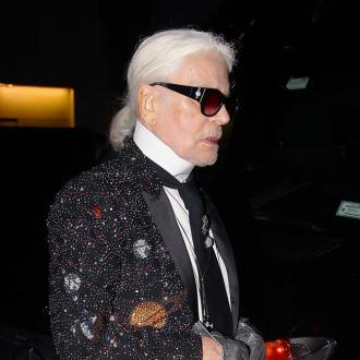 Karl Lagerfeld missing from Chanel haute couture shows