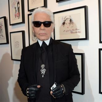 Karl Lagerfeld Will Never Retire