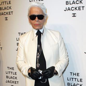 Karl Lagerfeld And Kanye West To Team Up?