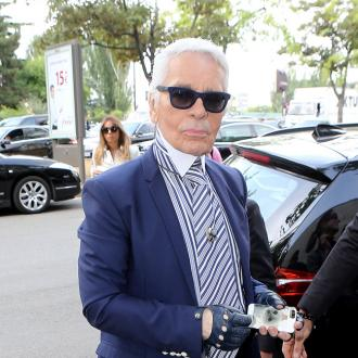 Karl Lagerfeld Inspires New Rolex Watch