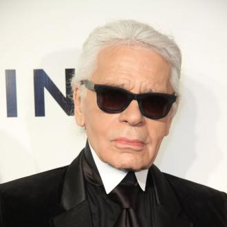 Karl Lagerfeld: Flat Shoes Give 'Attitude'