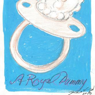 Designers Sketch Gift Ideas For Royal Baby
