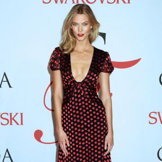Karlie Kloss explains why she doesn't like wearing heels