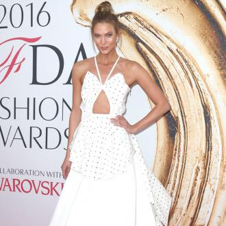 Karlie Kloss wears flat shoes to avoid looking like a 'crazy woman'