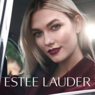 Karlie Kloss joins Estée Lauder