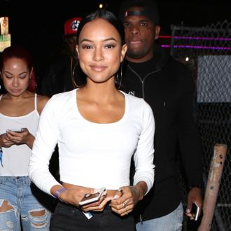 Karrueche Tran not in contact with Chris Brown