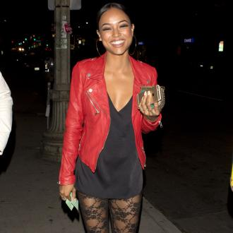 Karrueche Tran snubs Chris Brown?