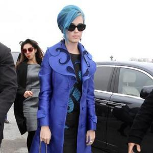 Katy Perry's 3-D Movie Planned For Summer