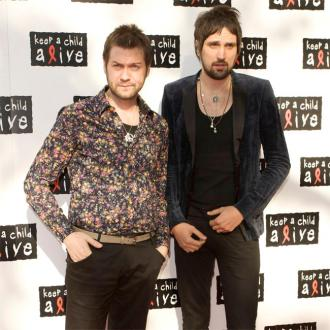Kasabian feature on new MTV talk show