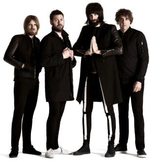 Kasabian Set Their Sights On Wembley Gig