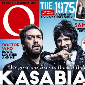 Kasabian saving guitar music