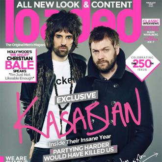 Kasabian's Serge Finds Ed Sheeran's Success Scary